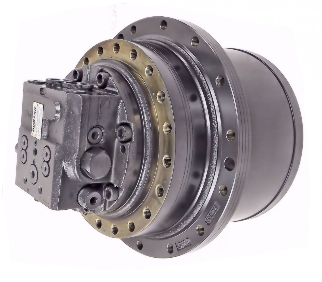 Doosan DX180LC Hydraulic Final Drive Motor
