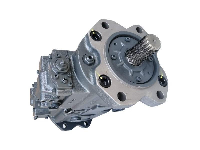 Poclain MSE05-0-14A-F04-2AC0-F000 Hydraulic Final Drive Motor