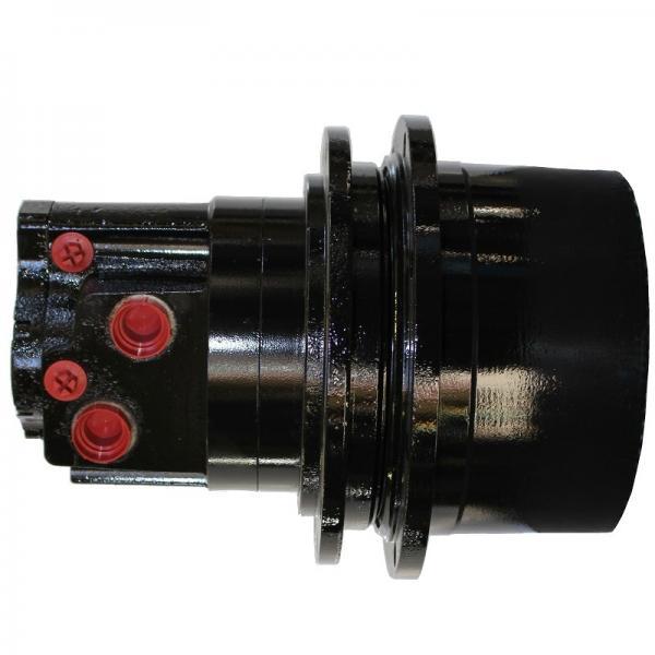 Case SR285 1-SPD Reman Hydraulic Final Drive Motor #1 image