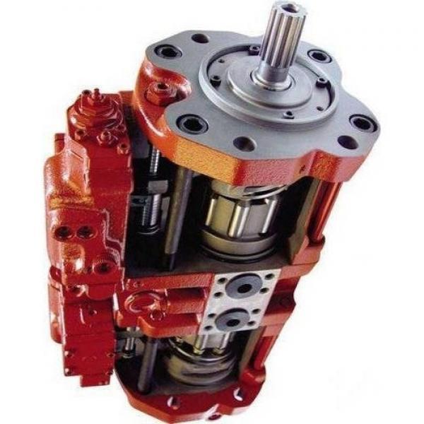 Case SR220 1-SPD Reman Hydraulic Final Drive Motor #1 image
