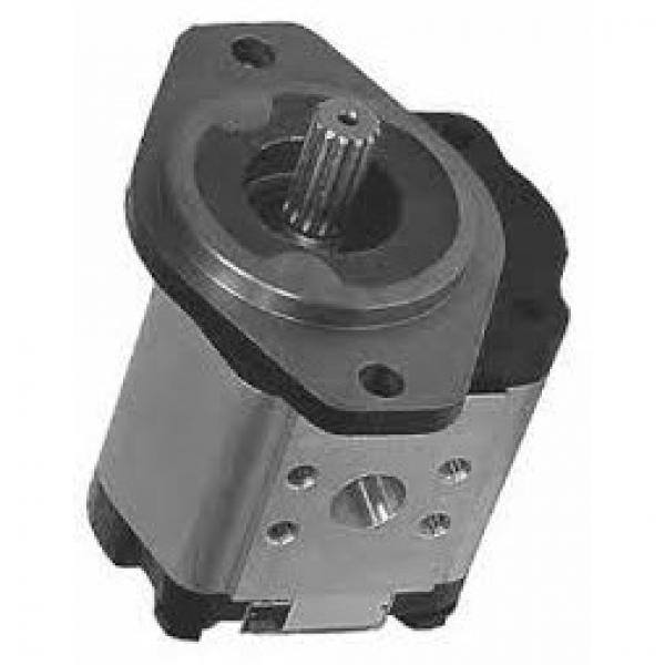 Case IH 8010 1-SPD Reman Hydraulic Final Drive Motor #1 image