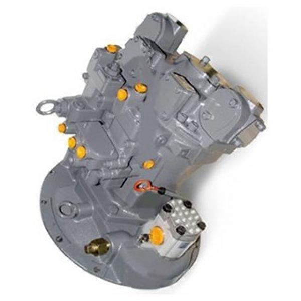 Kobelco SK20SR Hydraulic Final Drive Motor #1 image