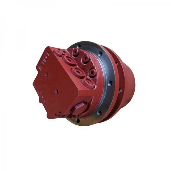 Kobelco 11Y-27-30200 Reman Hydraulic Final Drive Motor #1 image