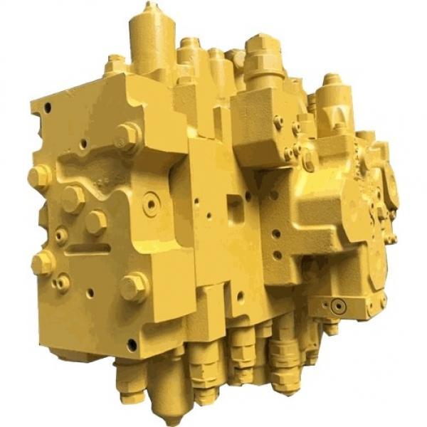 Kobelco SK100L Hydraulic Final Drive Motor #1 image
