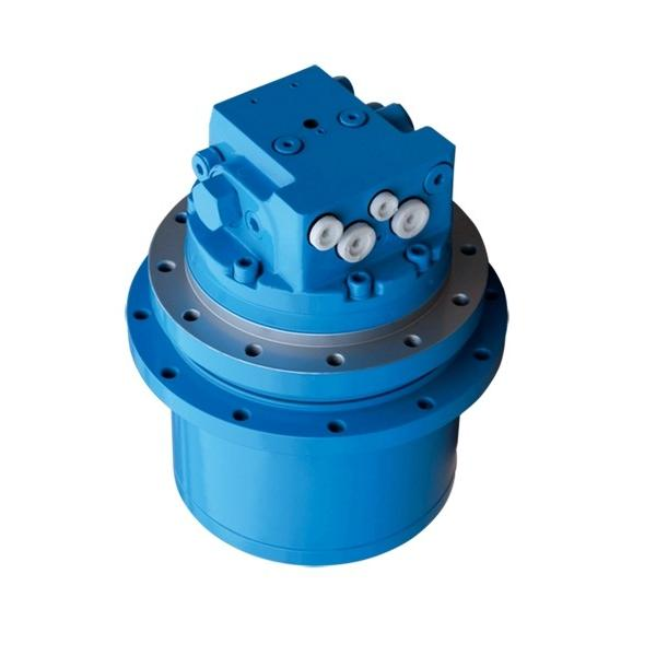 Doosan DX520LC-3 Hydraulic Final Drive Motor #1 image