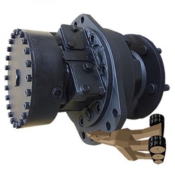 Kubota RD538-61290 Aftermarket Hydraulic Final Drive Motor #1 image
