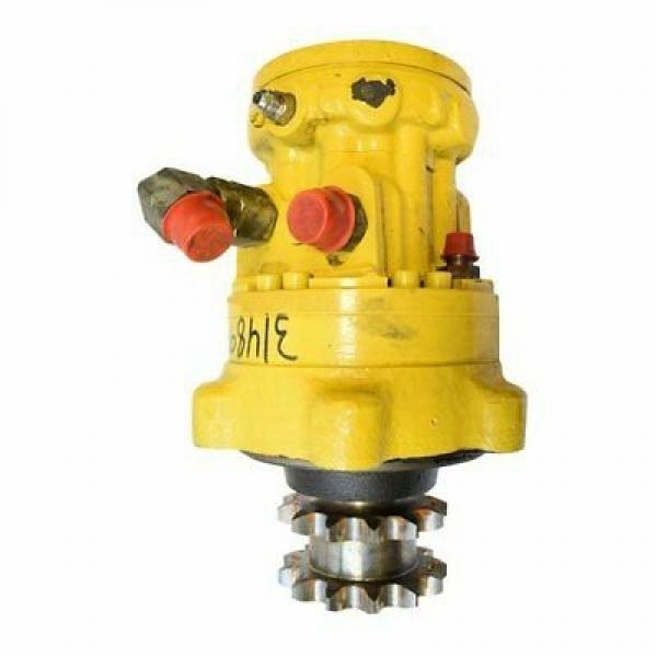 Gehl 802 Hydraulic Final Drive Motor #2 image